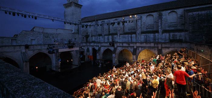 阿维尼翁戏剧节-普罗旺斯之心