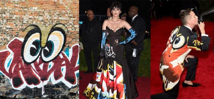 """纽约有人办了""""反 Moschino/Jeremy Scott""""展览"""