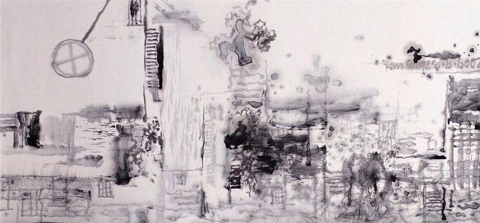 """""""感知新异"""" ——张卫作品展今日美术馆圆满开幕"""