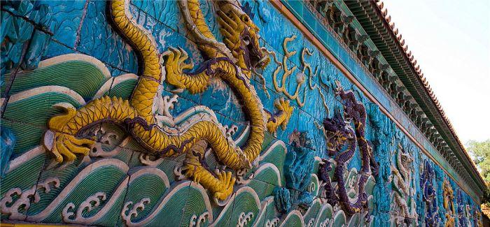 故宫博物院发声明否认九龙壁有人为破坏行为