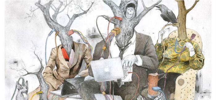 超酷的三维插画 by Dmitry Ligay