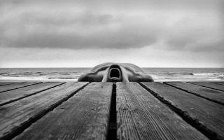 摄影师裸体自拍40年  告诉世人自拍其实可以不看脸
