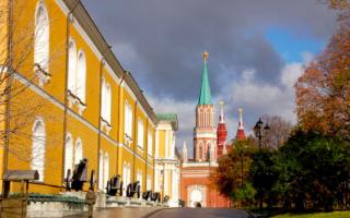 俄罗斯克里姆林宫博物馆或增加限流范围