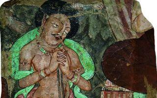 历史的五味:关于遗失德国的新疆壁画