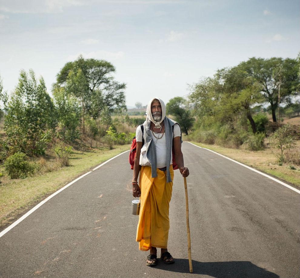 不一样的印度见闻:行走在公路上的灵魂