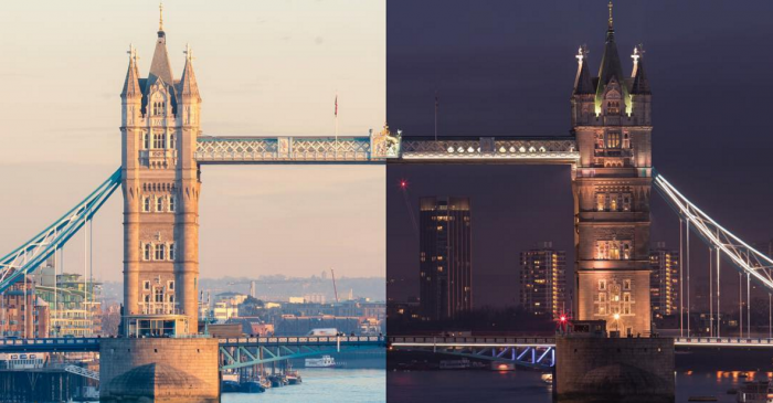 微信风景巴黎铁塔