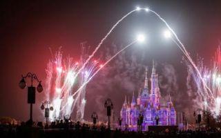 上海迪士尼乐园即将正式开园 6月14至16日连办三天庆典