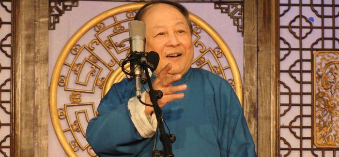 著名相声表演艺术家黄铁良在天津病逝 享年79岁