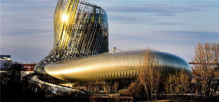 La Cite du Vin红酒博物馆:葡萄酒爱好者的麦加