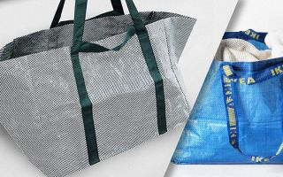 IKEA 和两个知名家居品牌合作 为此把购物袋颜色给换了