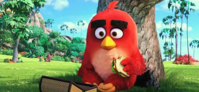 一群愤怒小鸟的爆发力:在中美两国电影票房已经刷了十几亿