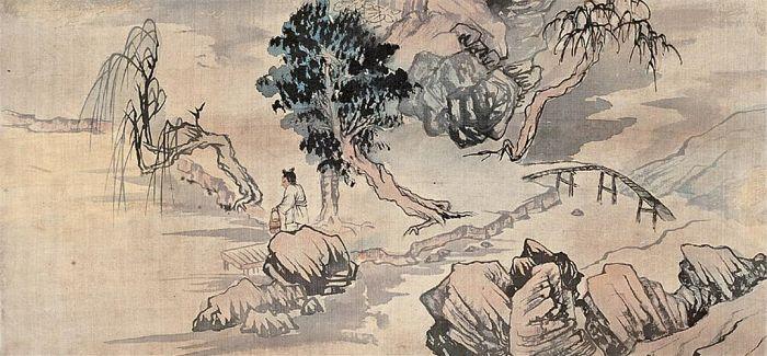 感悟画僧石涛的艺术境界