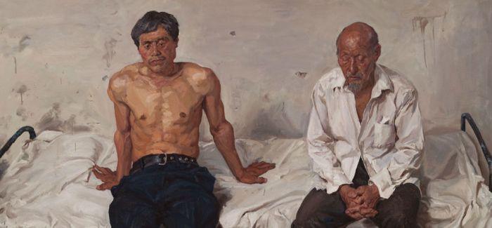 艺以载道当代青年油画艺术作品展首展在沪开幕