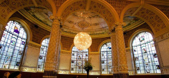 史密森尼博物院将联合维多利亚和阿尔伯特博物馆在伦敦开设全新的展览空间