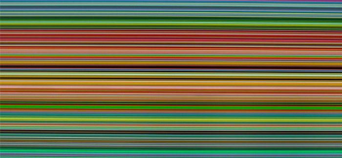 刘益谦在巴塞尔艺术展上斩获巨幅里希特画作