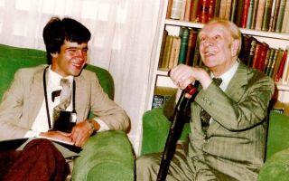 一个15岁少年怎样采访83岁的博尔赫斯?