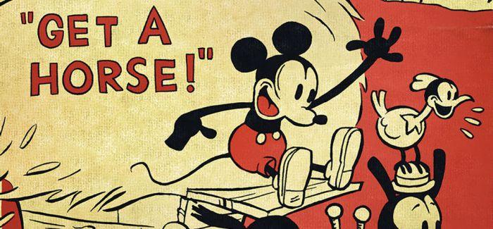 读图 80年前上海的迪士尼热