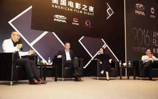 中外电影合作推介会于上海国际电影节期间拉开帷幕