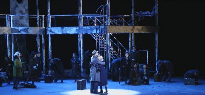 引起上海极大轰动的音乐剧《犹太人在上海》首亮北京保利剧院