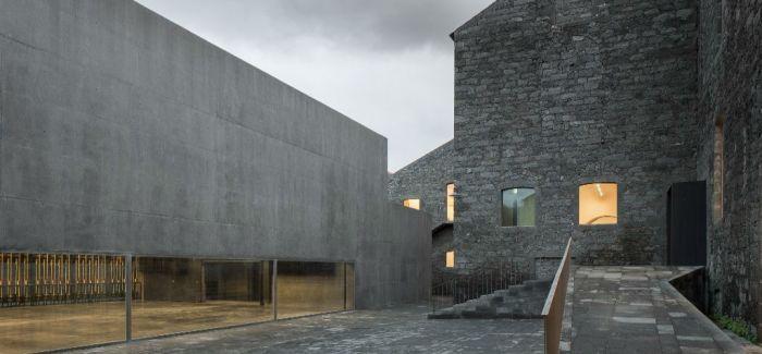 欧洲经典案例大盘点:当老建筑变身新潮艺术空间