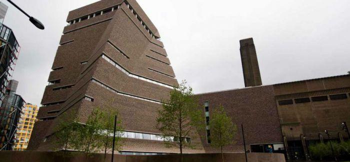 扩建后的泰特现代美术馆或成伦敦文化新地标?