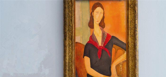 情人肖像8亿成交 毕加索莫迪利安尼领衔苏富比夜拍