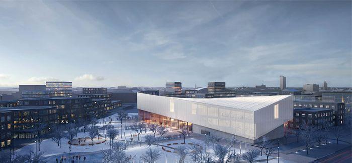 阿德迦耶建筑事务所将设计全新的拉脱维亚当代艺术博物馆