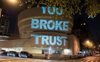古根海姆和大英博物馆拒绝就阿布扎比项目与人权组织合作