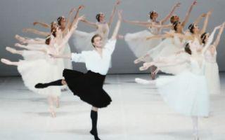 """黑白灰的""""浪漫""""离殇 丹麦皇家芭蕾舞团舞剧《仙女》"""