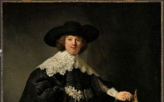 荷兰国立博物馆将展出伦勃朗新婚夫妇肖像