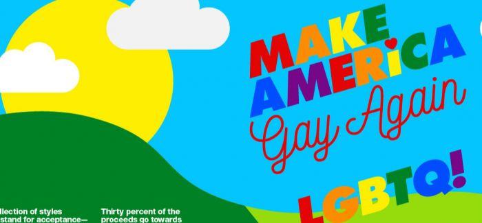 品牌们用发声和支持 把彩虹变成这个月里最令人瞩目的颜色