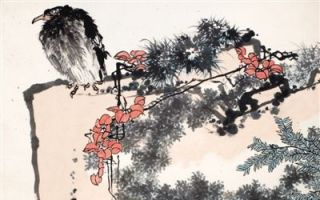 为什么中国画一定会增值  国际推广比瓷器晚