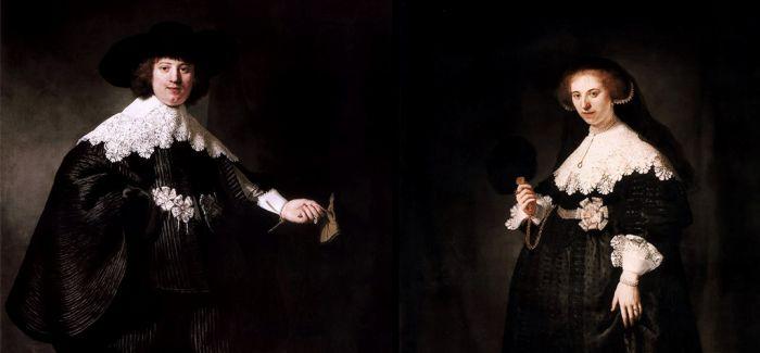 伦勃朗唯一全幅肖像画即将亮相荷兰国立博物馆