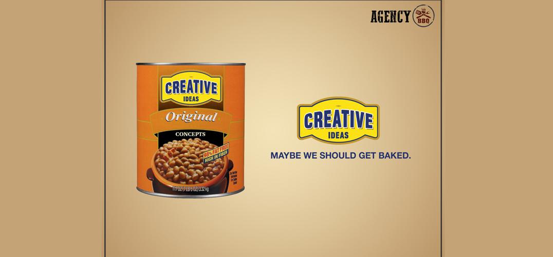 如果你学会了烤肉 也就学会了做广告
