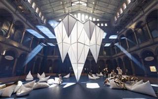 今夏来华盛顿国家建筑博物馆感受冰川吧