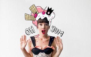 也好想要有这样的照片:Lauren Carney 将插画融入自己的照片创作出奇幻的画面