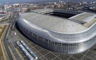 2016年欧洲杯10座球场  这些绿茵场你关注过吗?