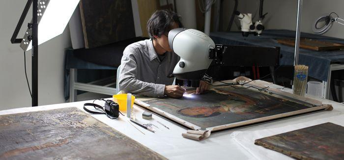 中国美术馆将建逾千平方米修复中心