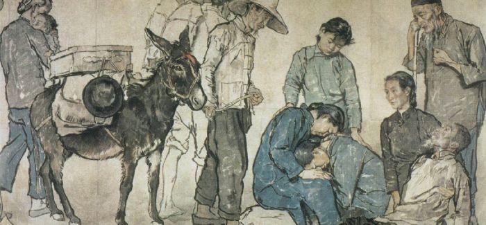 国博获捐蒋兆和油画《蒋光鼐像》