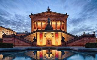 从这里走进德国浪漫派艺术  柏林旧国家画廊参观记