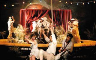 反思残酷现实  以色列名剧《乡村》将开启中国巡演