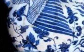 收藏要学的基本功:元代青花的发色鉴别