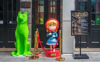 """一大波""""动物""""来袭,上海新天地变身都市童话""""疯狂动物城"""""""