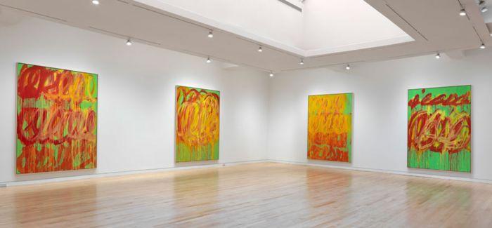"""蓬皮杜艺术中心年度大展""""塞·托姆布雷""""将于11月末举行"""