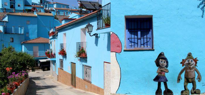 邂逅西班牙的童话蘑菇村:走访《蓝色小精灵》电影中的真实场景