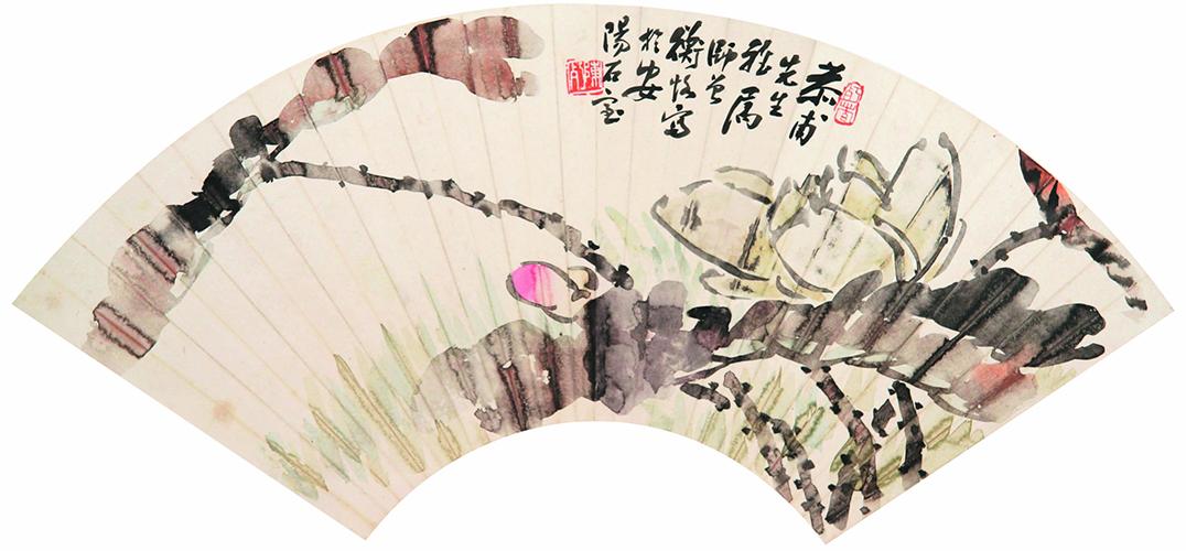 """陈师曾在湖南朋友圈里为齐白石""""点了个赞"""""""