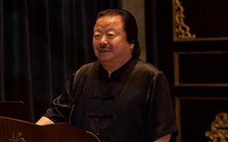 崔如琢就任故宫学院中国画研究院院长