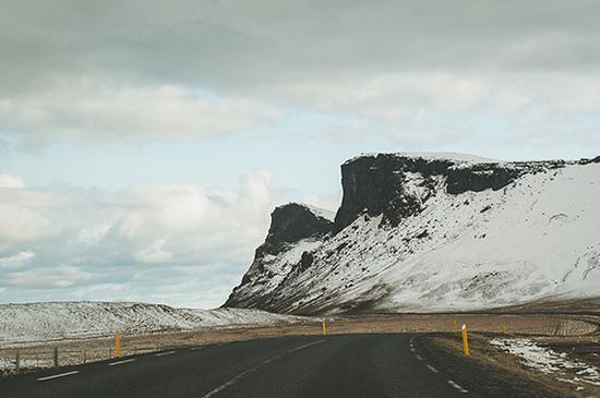 摄影师带你看冰岛公路边的美景