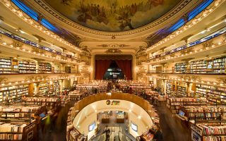 走过百年岁月的绝美书店
