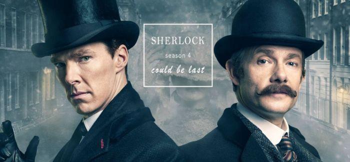 令全球影迷心碎:《Sherlock 新世纪福尔摩斯》第4季将划下句点?